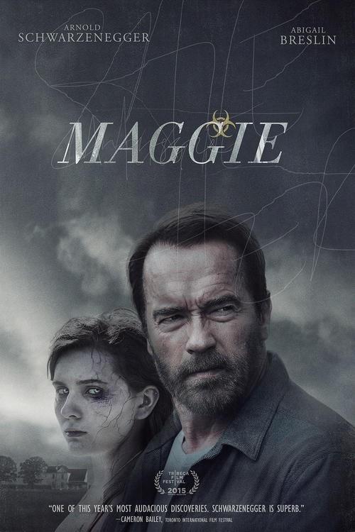 دانلود فیلم مگی Maggie 2015