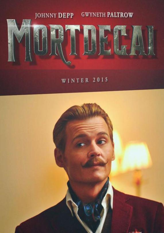 دانلود فیلم Mortdecai 2015 - دانلود با لینک مستقیم رایگان - فیلم Mortdecai 2015