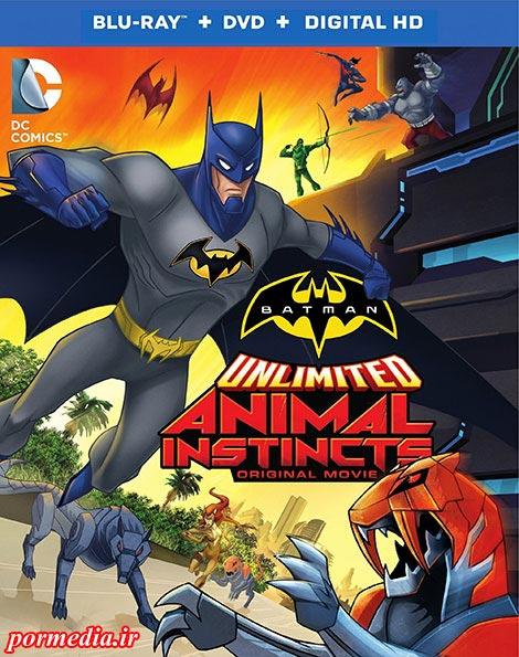 دانلود فیلم Batman Unlimited Animal Instincts 2015 - دانلود با لینک مستقیم رایگان - فیلم Armed Response 2013